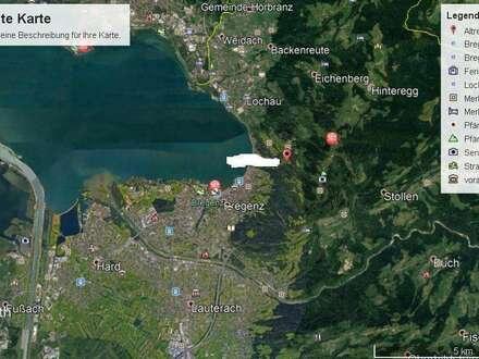 RARITÄT - Sicht über den Bodensee in die Ost-Schweiz