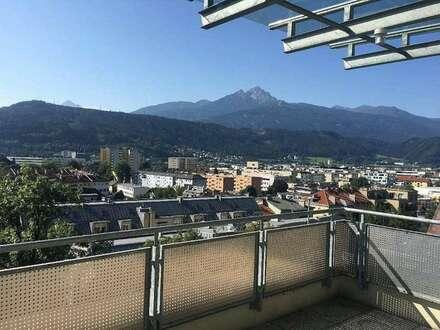 Penthouse mit Blick auf Innsbruck!