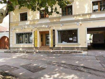 Geschäftslokal/Büro Stadtmitte Mattersburg, sofort bezugsfertig, provisionsfrei