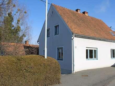 Einfamilienhaus mit großen Garten in Fehring zu vermieten!