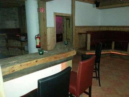 Rustikales Nachtlokal/Discothek/Bar im wunderschönen PIELACHTAL in Hofstetten/MAINBURG zu Vermieten