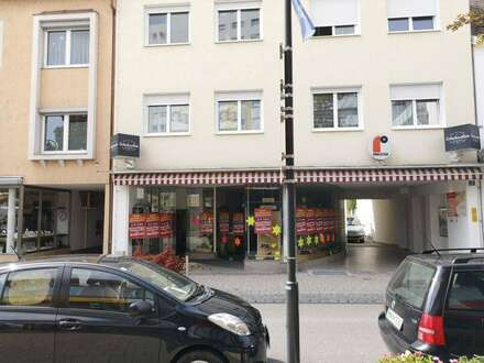 Geschäftslokal/Büro samt Einrichtung in belebter Einkaufsstraße in Mattersburg, sofort bezugsfertig, provisionsfrei