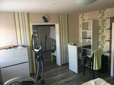 Kleiner 2 Zimmer Wohnung mit herrlichem Panorama in Raggal