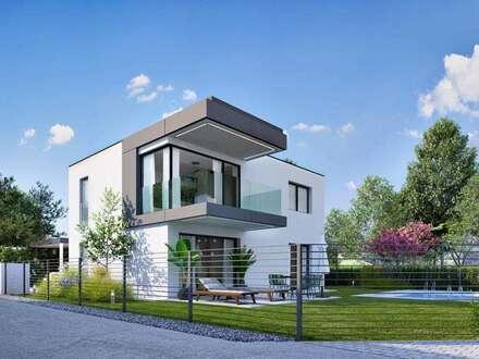 Moderne Architektur | Ziegelmassiv Einfamilienhaus | Nähe Remise - Schlosspark | Provisionsfrei