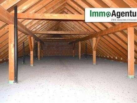 Großzügiger Dachboden in Götzis zur Miete