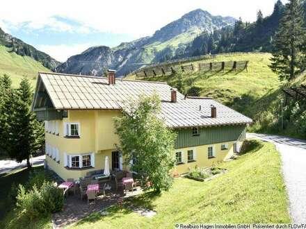 Schönes Hotel in Stuben am Arlberg zu verkaufen!