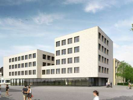 Neubau: frei einteilbare Geschäftsfläche im Obergeschoss I Top 06