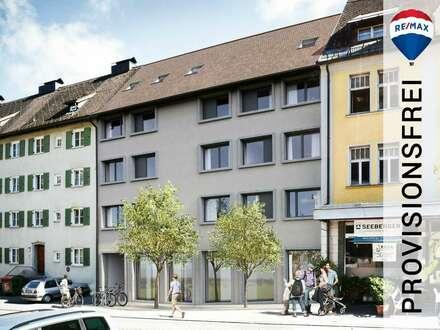Neubau: Bürofläche (TOP 02) in der Nähe vom Landesgericht Feldkirch