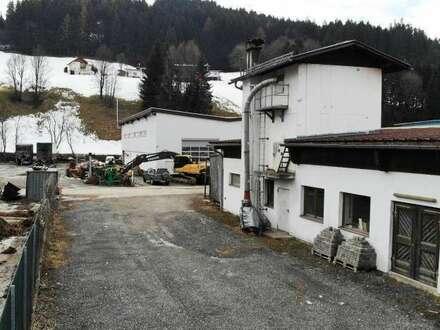 260 m² Lagerfläche zu vermieten