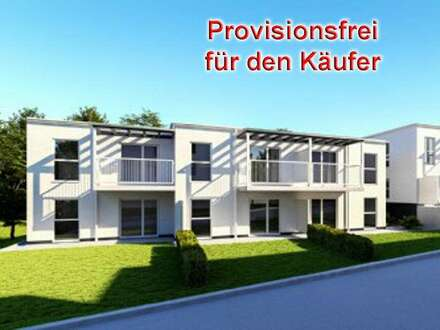 Neubauwohnung mit Balkon und Carport
