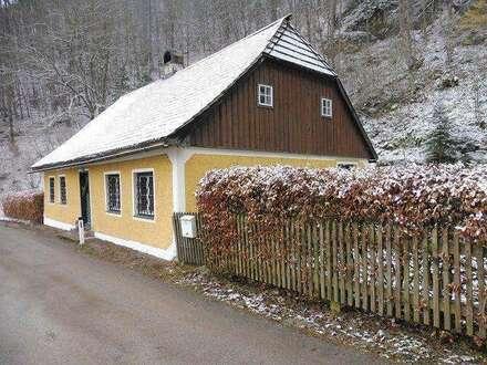 12248 Nettes Haus in St. Veit an der Gölsen zu vermieten!