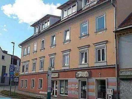 2 Zimmerwohnung mit gemeinschaftlicher Dachterrasse