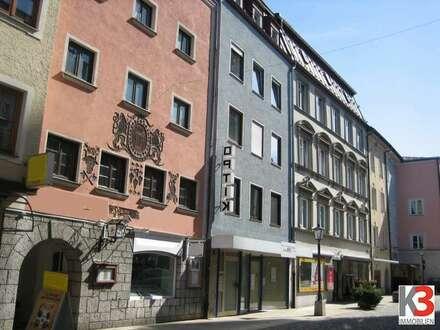 K3!! Hallein: Hotel mit Cafe-Restaurant zu verkaufen!