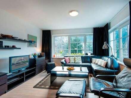 Touristische Vermietung! Luxus Apartment in Aparthotel mit blick über Bad Gastein