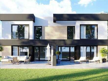 Top Lage in Baden - Stilvolles Doppelhaus