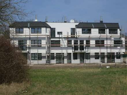 Erdgeschosswohnung mit Gartenanteil - geräumig - hell - modern