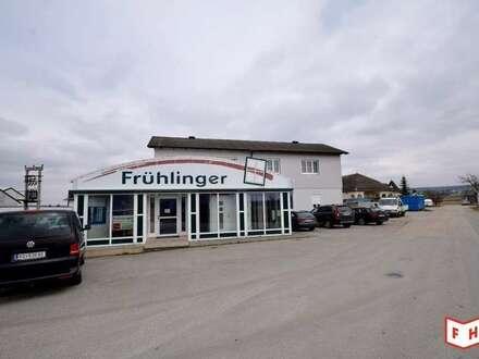 Betriebsliegenschaft Nähe Korneuburg