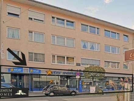 WÖRGL: ANLAGE, Rendite-Objekt im Zentrum von Wörgl, ca. 5,25 % p.a. - Geschäftsfläche zu verkaufen (Mietvertrag bis zum Jahr 2025) - 235,00 m2