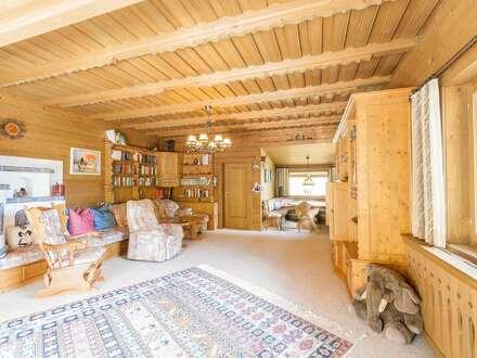 Schönes Einfamilienhaus mit riesigem Keller/Garage in Going