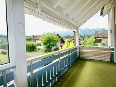 Lichtdurchflutete Wohlfühloase mit sonniger Terrasse