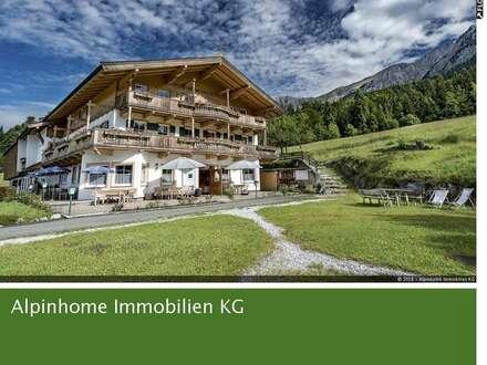 Almapparthotel mit eigener Quelle & Zweitwohnsitz-Widmung in traumhafter Lage am Wilden Kaiser
