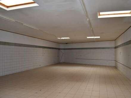 Gewerbliche Fläche (ehemalige Backstube) steht zum Verkauf mit 272,47 m² in Gaming