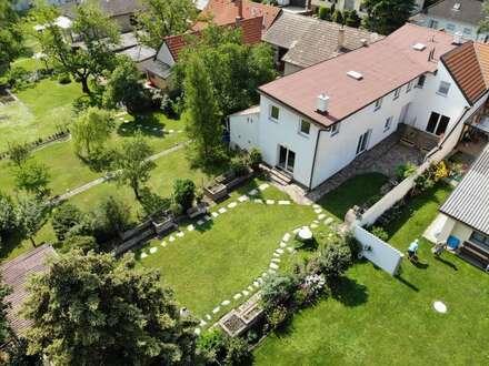 komplettes Doppelhaus - Gesamtwohnfläche 282m² in Gerasdorf