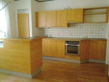 Deutschlandsberg: gepflegte 2 Zimmer EG Wohnung mit Balkon in zentraler Lage