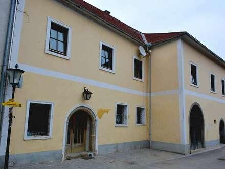 Haus mit Geschichte (450 Jahre)
