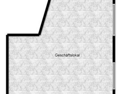 Zentrumslage - Geschäftslokal
