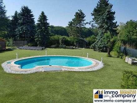 Gepflegter Familien-Hit mit schönem Garten und Pool!