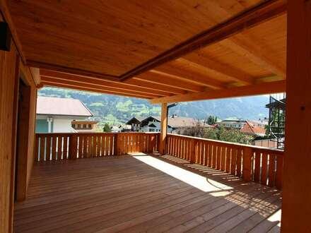 Zillertal: Charmante, Wunderschöne 4 ZIMMER Gartenwohnung in TOP Lage zu vermieten!