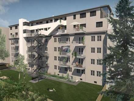 Easy Living am Dach: 3-Zimmer-Wohnung + perfekte Raumaufteilung + zentrale Lage!