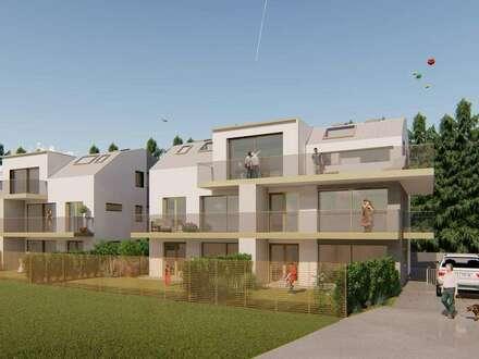 Hallwang: 3-Zi.-Wohnung mit 2 Balkone - Fertigstellung: Herbst 2019