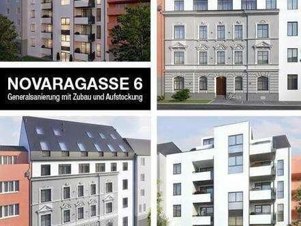 Projekt | Aufstockung - Generalsanierung | Novaragasse