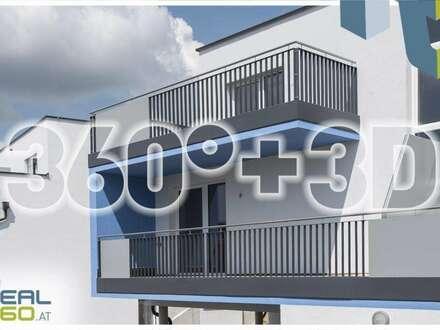 """BEZUGSFERTIGE 2-Zimmer-Wohnung """"ALPENBLICK"""" mit Balkon und Garten! TOP 10 NEUBAU!"""
