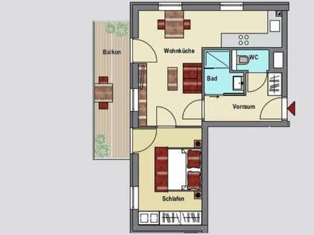 Bad Gastein (AT) / 2 Zimmer-Wohnung