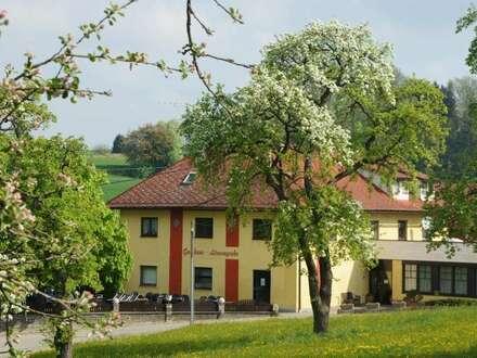 """Überregional bekanntes Gasthaus """"Löwengrube"""" mit laufendem Betrieb und Potenzial zu verkaufen -"""