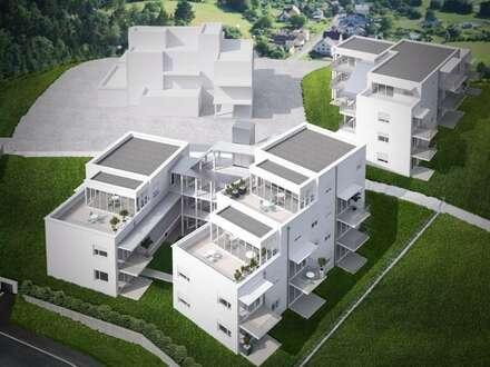 Laßnitzhöhe: Gartenwohnung mit Grünblick!