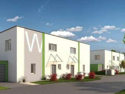 Doppelhaus zum Wohnungspreis in Toplage Wels