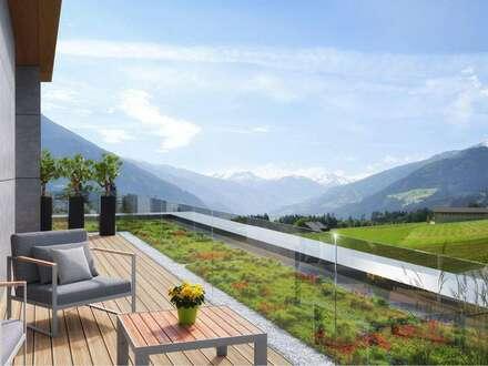 FGB1 - Wohnen am Sonnenplateau von Fügen / Zillertal - Haus C Top3 Maisonette
