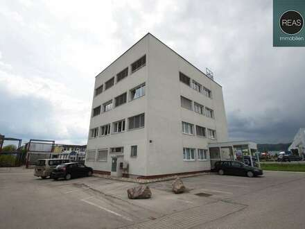 Betriebsliegenschaft samt Bürogebäude in Brunn am Gebirge! Ausbaufähig!