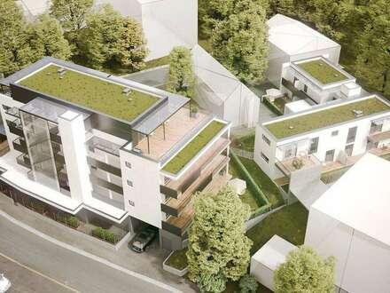 """Baustart erfolgt! """"lebensWert""""er Gartenraum - FamilienHIT - Graz Waltendorf - Top 4"""