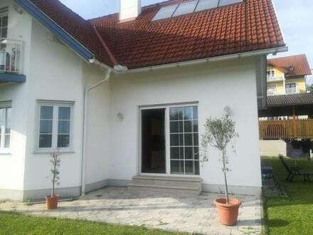 Gartenwohnung sonnig, naturnahe 4ZI+Terrasse+PP