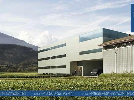 Ihr neuer Standort - Büro, Produktion und Lager in einem!