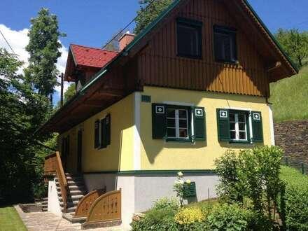 Charmantes, neuwertiges Wohnhaus - Nähe Stadt Deutschlandsberg
