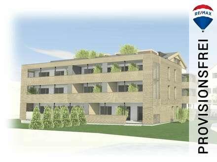 Neubau | 4 Zimmer Eckgartenwohnung, Genießen - Grillen - Spielen - Platz für Ihre Familie