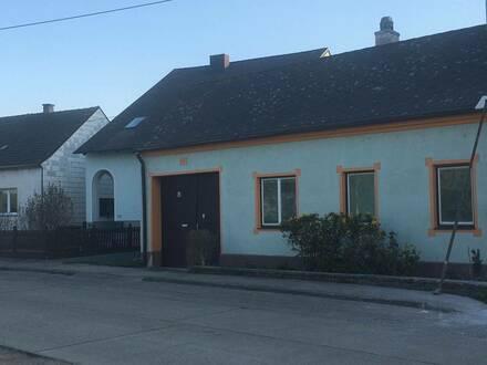 gemütliches Haus mit großen schönen Garten (Obstbäume, Glashaus, Weinkeller, Werkstatt, Blumen,..)