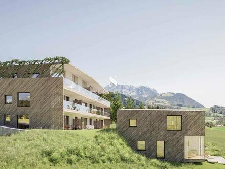 Sieben Wiesen Modernes Neubauprojekt mit besonderer Ausstattung in wunderschöner Aussichtslage im Bezirk Kitzbühel, Gar…
