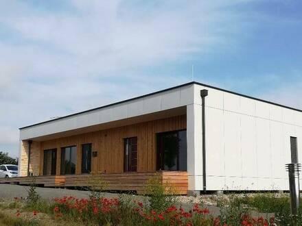 Nachhaltiges Bürogebäude im Passivhaus-Standard